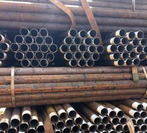 天津钢管厂|隧道钢花管